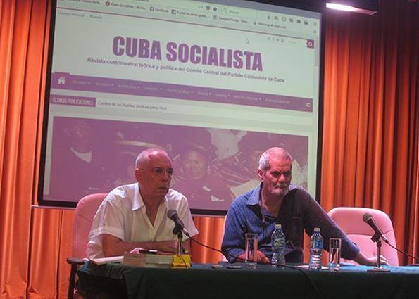 cuba, web, revista cuba socialista, partido comunista de cuba,