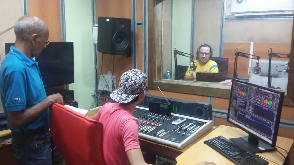 radio espirituana, radio vitral, radio cubana