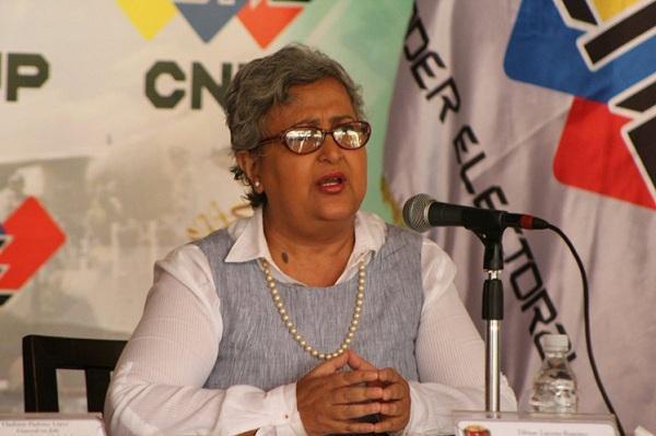 Venezuela, elecciones, CNE