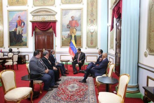 Venezuela, Nicolás Maduro, COPEI, medios