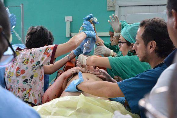 accidente aéreo, Cuba, sobrevivientes, La Habana