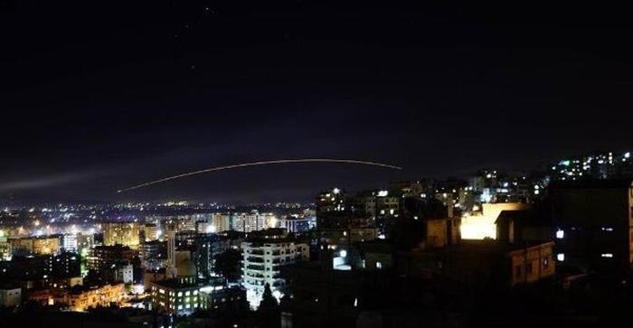 siria, israel, bombardeo