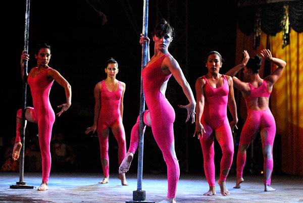 circo, cuba, artes escénicas