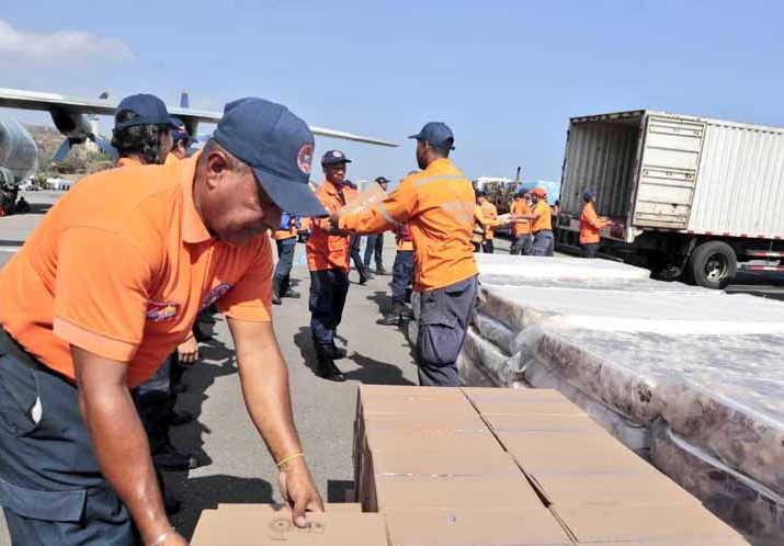 Venezuela envía ayuda humanitaria a Cuba por tormenta Alberto