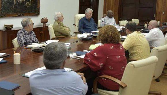 Cuba, economía, Díaz-Canel, agricultura, alimentaria, energía