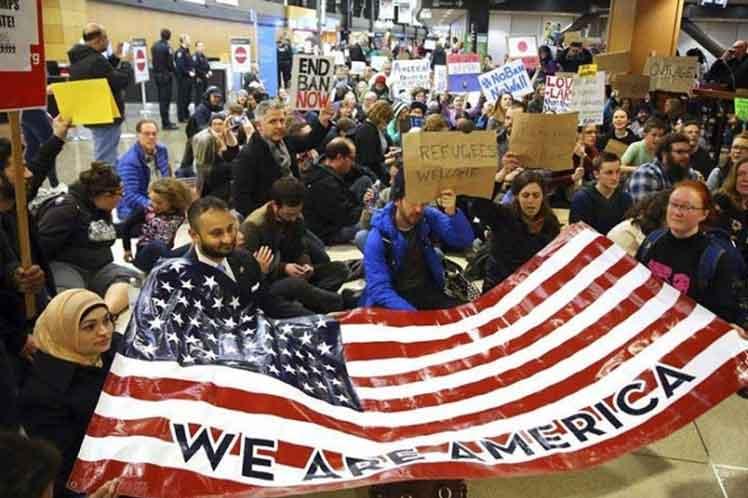 Estados Unidos, emigración, deportación, Donald Trump