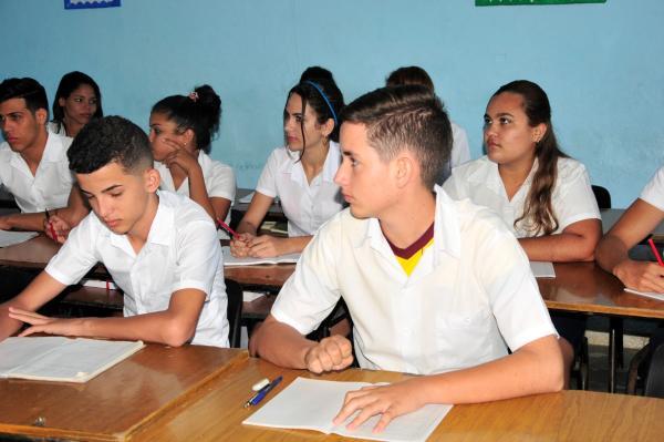 escuelas pedagogicas, sancti spiritus