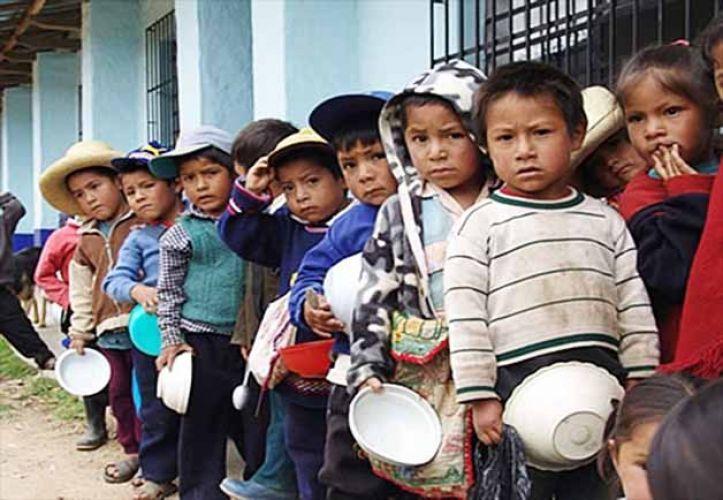 Latinoamérica, hambre, pobreza