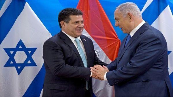 jerusalen, israel, paraguay, embajada