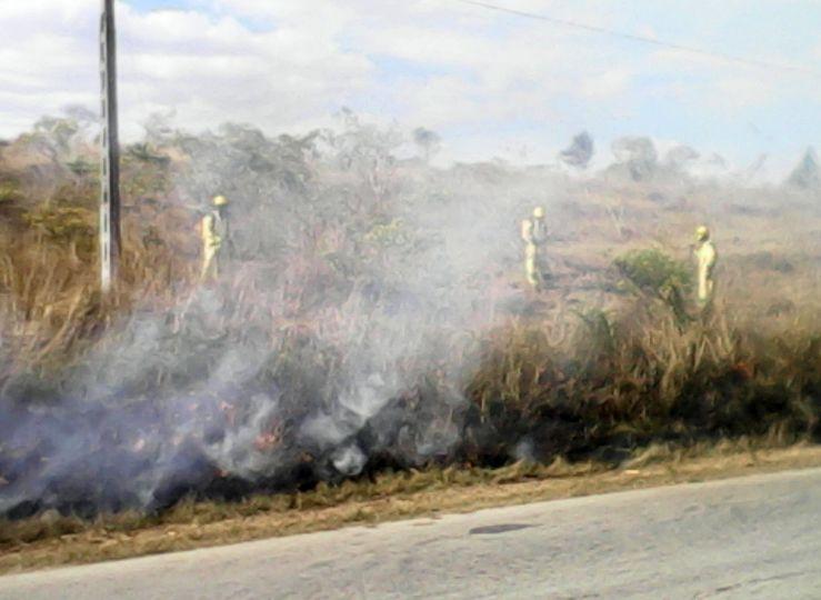 incendios, sancti spíritus, incendio forestal
