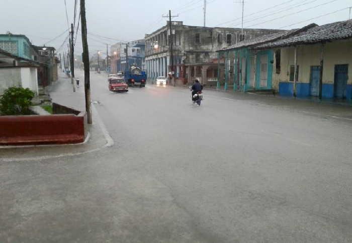 sancti spiritus, intensas lluvias en sancti spiritus, yaguajay, cultivos varios