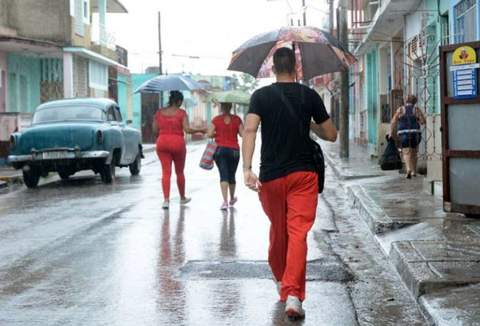 cuba, defensa civil, intensas lluvias, instituto de meteorologia, tormenta tropical