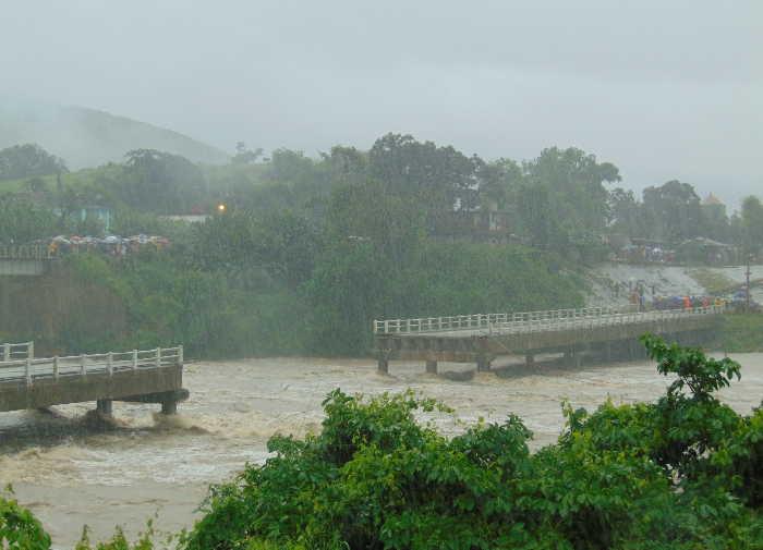 lluvias, Díaz-Canel, Cuba, región central, Sancti Spíritus