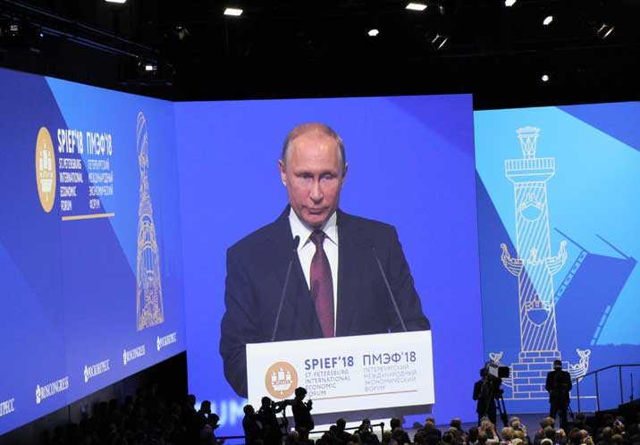 rusia, vladimir putin, comercio mundial