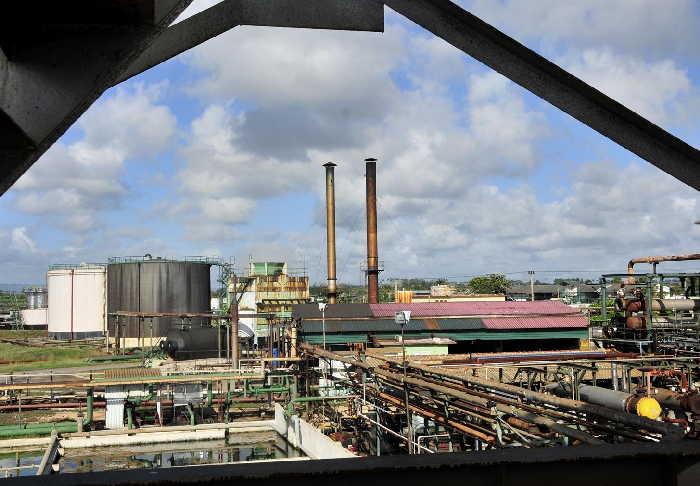 sancti spiritus, cabaiguan, refineria sergio soto, medio ambiente