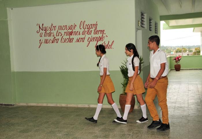 sancti spiritus, educacion, reglamento escolar