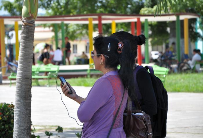 sancti spiritus, internet, wifi, telefonia celular, etecsa