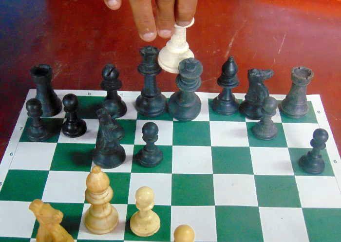sancti spiritus, inder, ajedrez