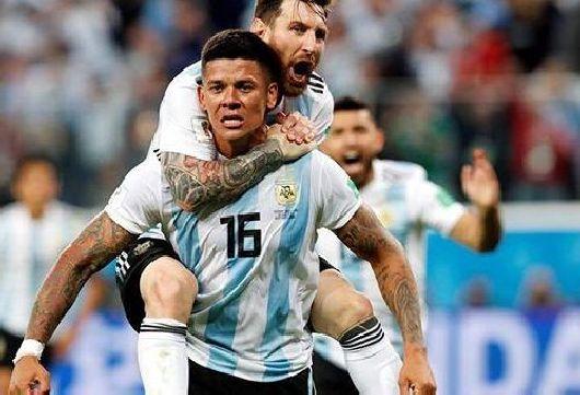 argentina, mundial de futbol rusia 2018