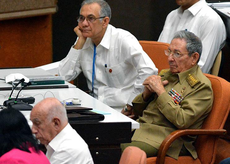 Asamblea Nacional, Raúl Castro, Cuba