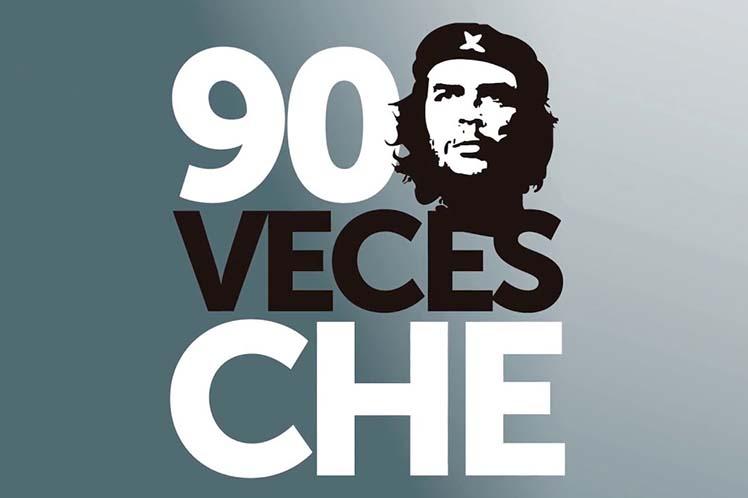 Che Guevara, Argentina, 90 años