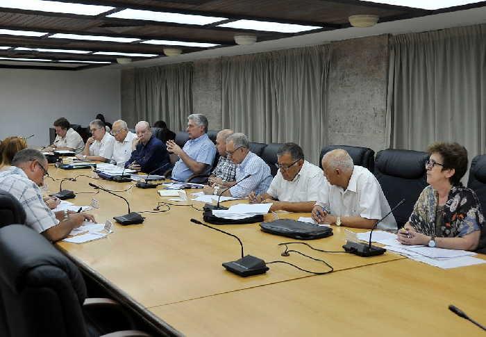 cuba, inversion extranjera, exportaciones, miguel diaz-canel, presidente de cuba