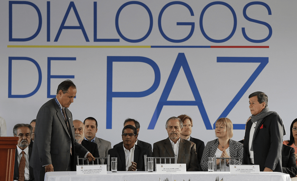 Colombia, paz