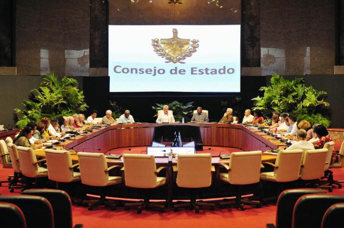 Consejo de Estado, Cuba, Poder Popular