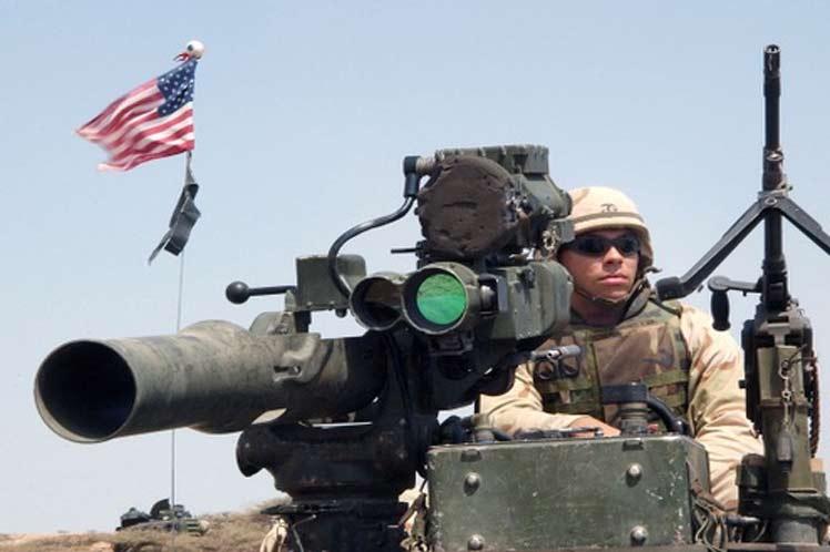 EE.UU,, gastos militares, dominación