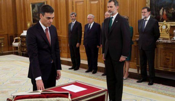 España, gobierno