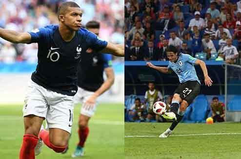Fútbol, Rusia, Uruguay, Francia