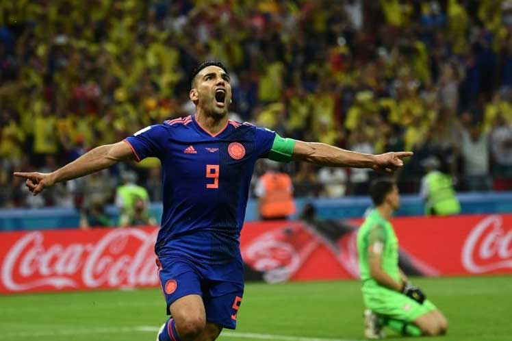 Fútbol, Rusia, Colombia, Inglaterra
