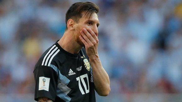 Fútbol, Mundial, Rusia, Leo Messi