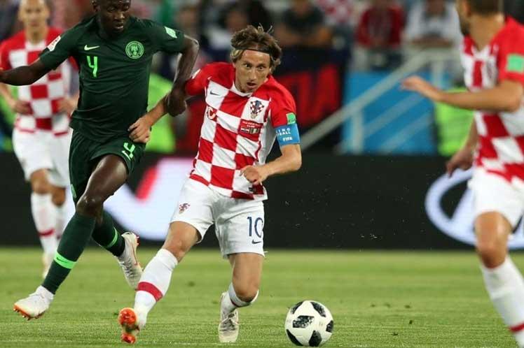 Futbol, Mundial, Rusia, Croacia, Nigeria