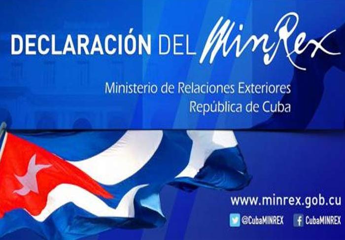 Cuba reitera falta de pruebas de presunto ataque sónico