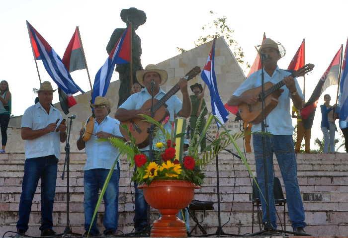 mésica, punto cubano, Sancti Spíritus
