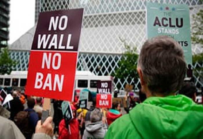 estados unidos,  donald trump, ley antiinmigrante