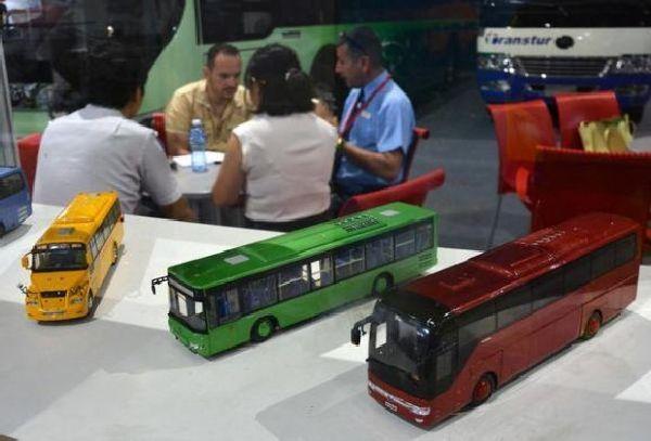 cuba, china, omnibus yutong