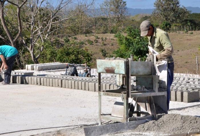 sancti spiritus, materiales de la construccion, construccion de viviendas