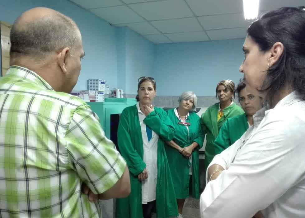 salud, Sancti Spíritus, Roberto Morales, Pediátrico
