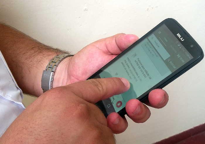 Telefonía móvil, CIMEX