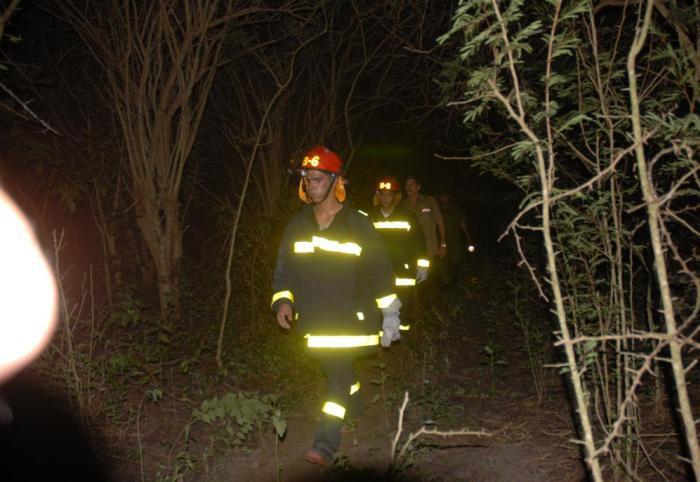 sancti spiritus, bomberos, destacamento de salvamento y rescate, comando provincial proteccion contra incendios