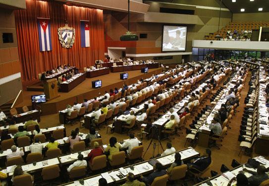cuba, parlamento cubano, asamblea nacional del poder popular, constitucion de la republica