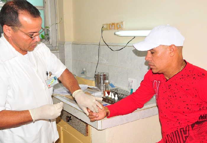 sancti spiritus, banco provincial de sangre, donaciones de sangre, ministerio de salud publica