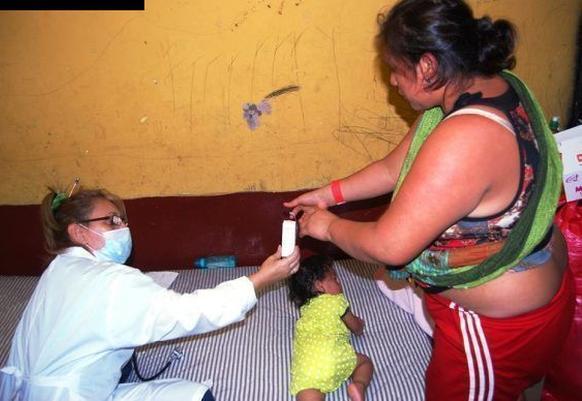 cuba, medicos cubanos, guatemala, volcan