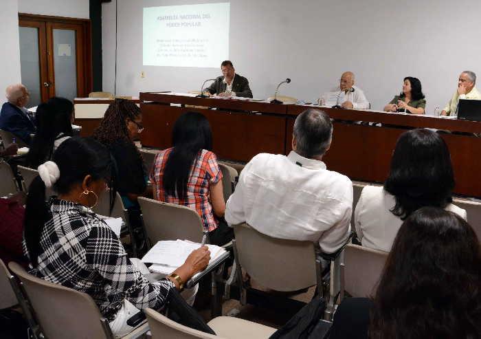 cuba, parlamento cubano, comisiones permantes del parlamento cubano, asamblea nacional del poder popular, economia cubana