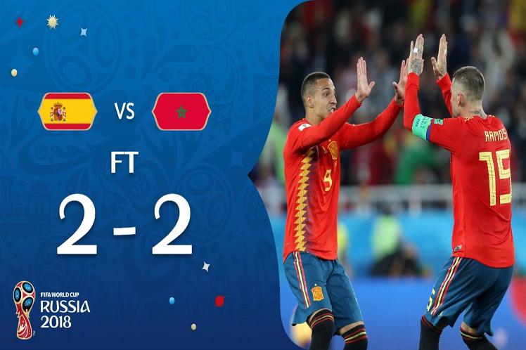 Fútbol, Mundial, Rusia, España, Uruguay