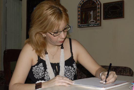 Cartas de amor, Liudmila Quincoses