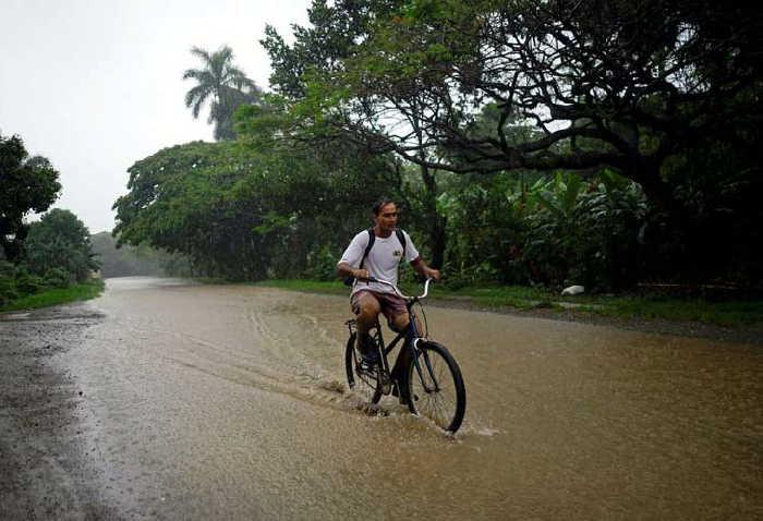 cuba, lluvias, instituto de meteorologia