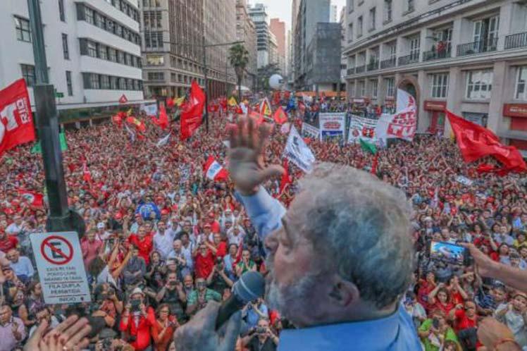 Brasil, Lula, elecciones